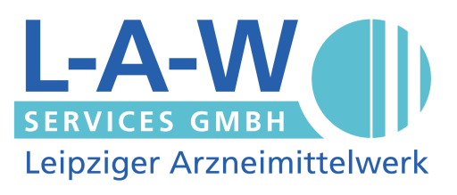 L-A-W Logo